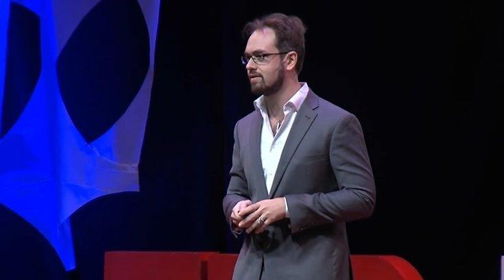 TED演讲:为什么我们学语言学得这么艰难?