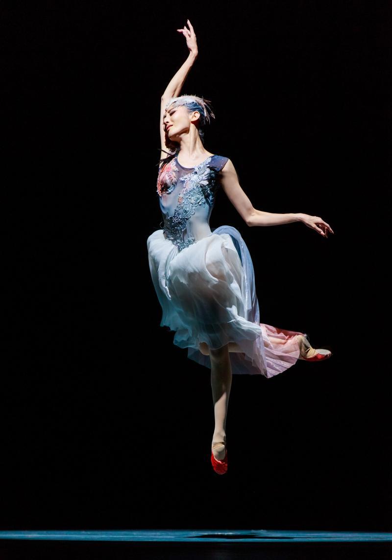 """专访舞蹈""""女神""""朱洁静:上海出发,照亮艺途"""