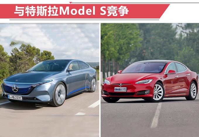 """奔驰纯电的序幕逐渐拉开 EQE也即将""""登台"""" 国产后您还考虑Model S?"""