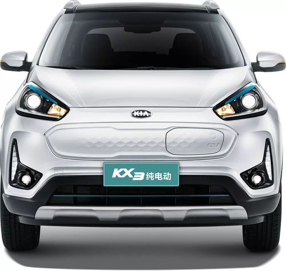 """从此不再关心油价 起亚KX3 EV开启合资SUV""""纯电时代"""""""