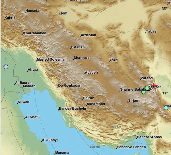 又一起!伊朗24小时内连发4起地震 近290人受伤