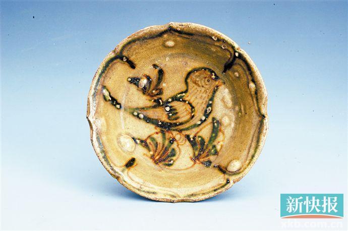 古名窑中 长沙窑最早将绘画运用到瓷器上