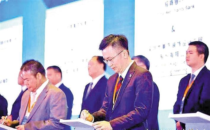 宝企鑫荣懋签下千万美元大单
