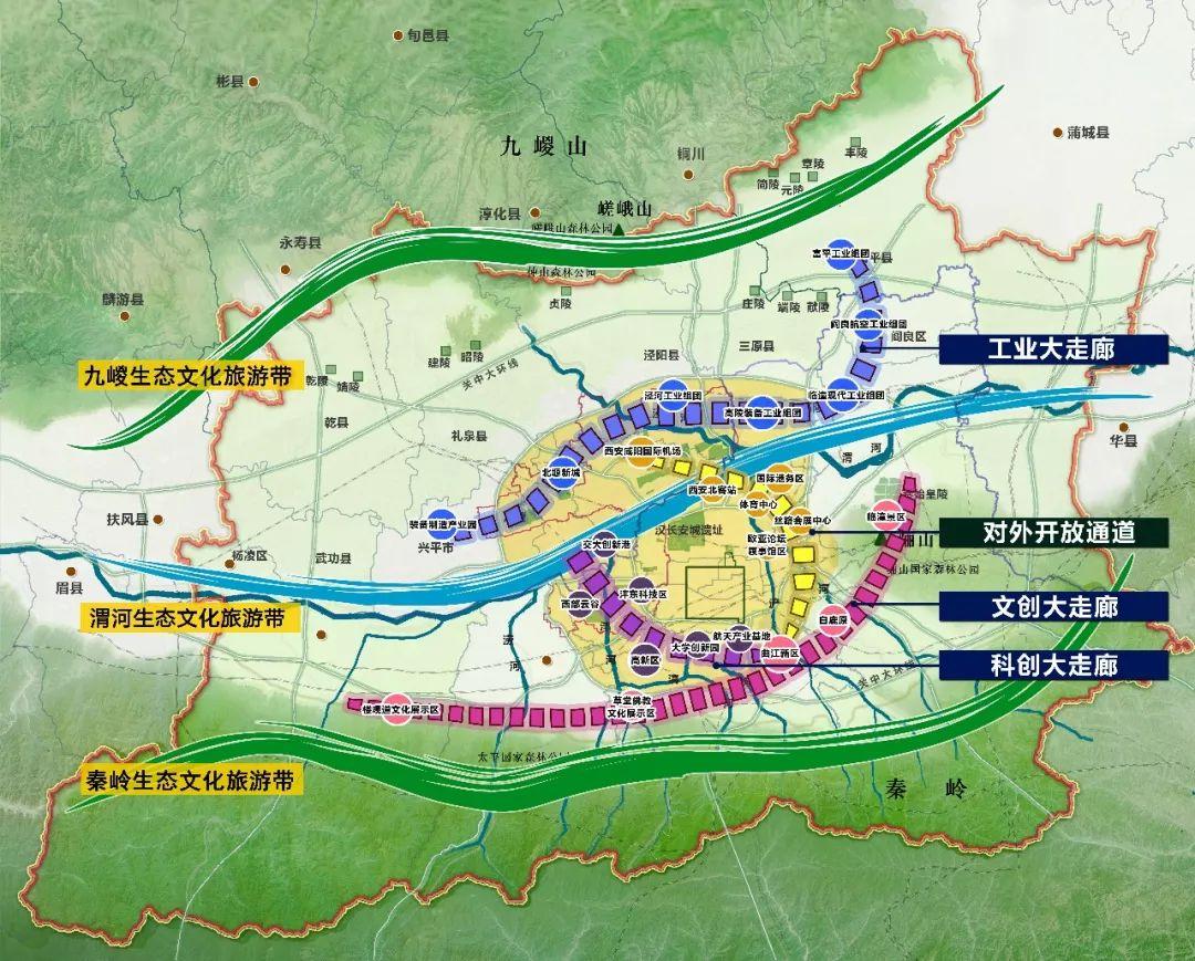 郑州航空港东区规划图尉氏县