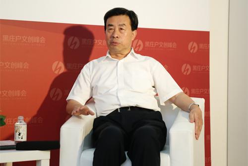 中国电影家协会副主席明振江:文化自信要落