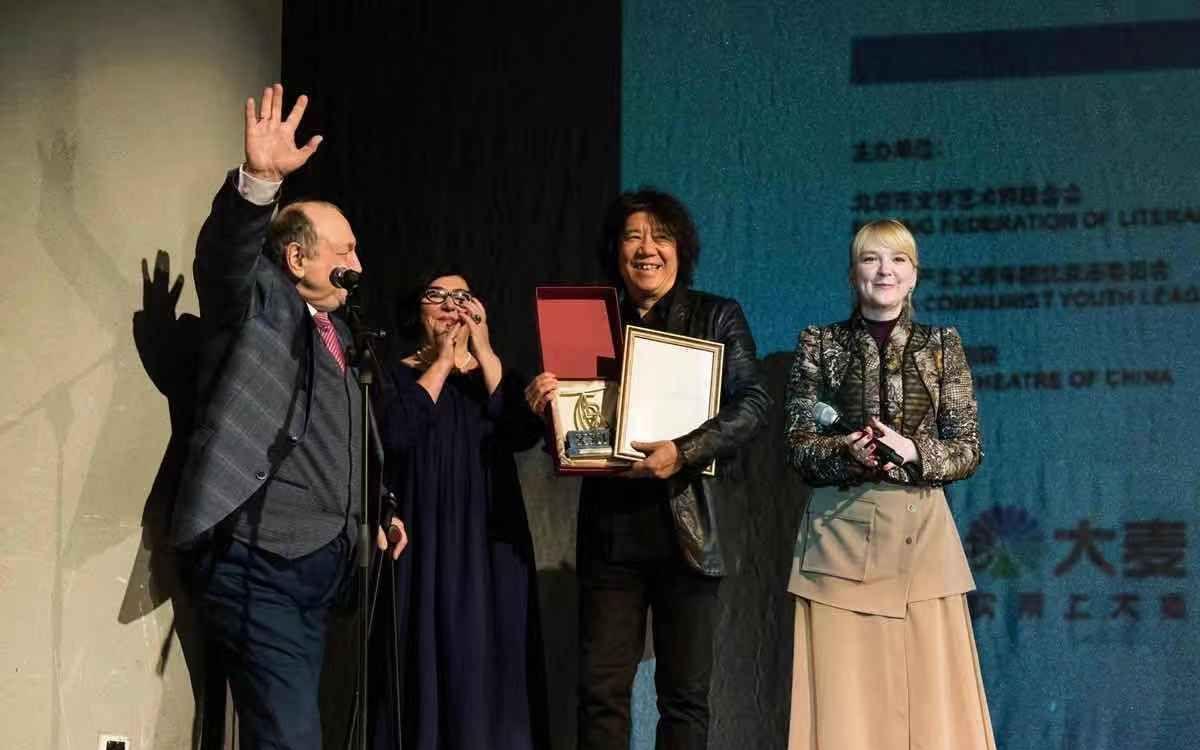 《安娜·卡列尼娜》揭幕2019北京国际青年戏剧节