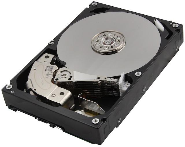东芝将扩大HDD生产,20TB/10碟机