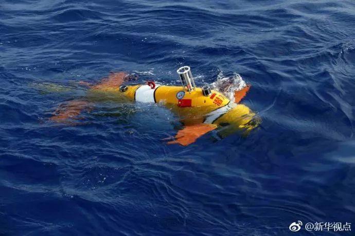 """震惊!3900米深海海底""""潜龙三号""""居然拍"""
