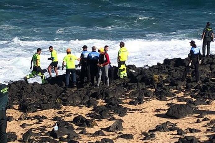 西班牙海域一偷渡船失事 已有5人遇难