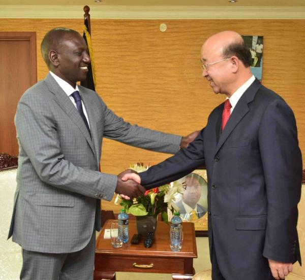 刘显法将卸任驻肯尼亚大使 同步卸任两联合国职务w快乐蹲坑