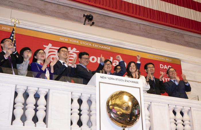 现场|网易有道IPO募资超2亿美元,丁磊认购2000万美元,公司CEO、投资人如何看股价表现?