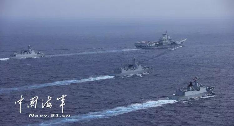 我军少将:辽宁舰仍未形成整装战力还缺一关键因素