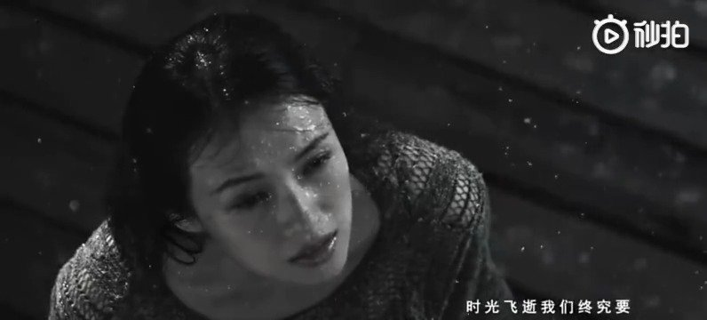 歌曲《无处安放》MV,词曲汪峰,主演章子怡 这首歌是汪峰送给