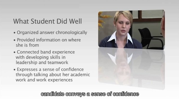 外企招聘经理经验分享:怎么在面试中介绍你自己?