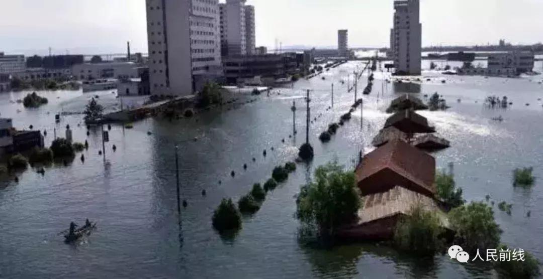 九江决堤20周年 你可还记得那波澜壮阔的画面?