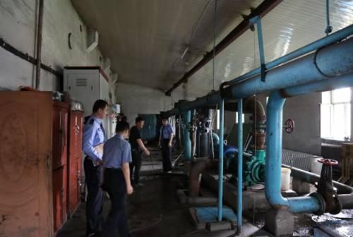 检方开展专项行动 12个小区9700户居民入户水质有效改善