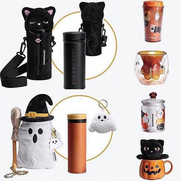 【发现好物】还记得那只被疯抢的猫爪杯吗,星巴克上新万圣节限定版