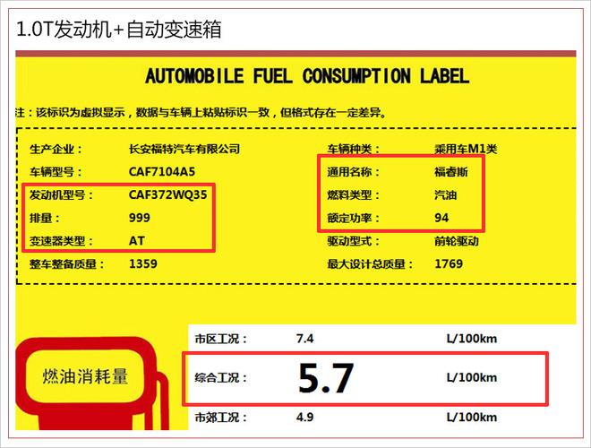 福特新款福睿斯增搭1.0T引擎 动力提升/油耗下降