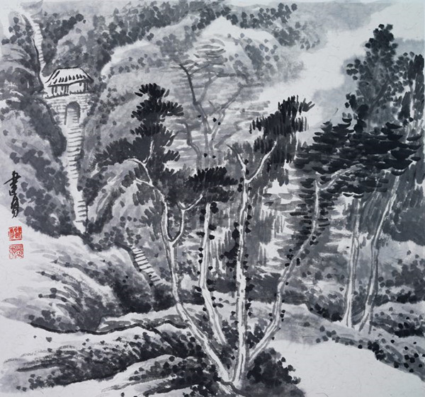 杨建勇:与龚贤先生聊聊天