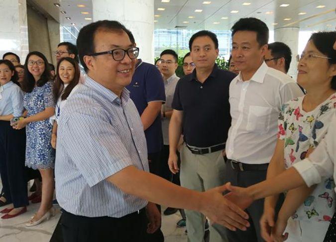 陈文辉明天到社保理事会报到 银保监会干部大调整