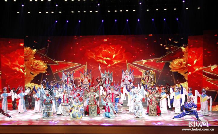 张馨月、张玉华等同台献唱京津冀京剧名家经典唱段演唱会
