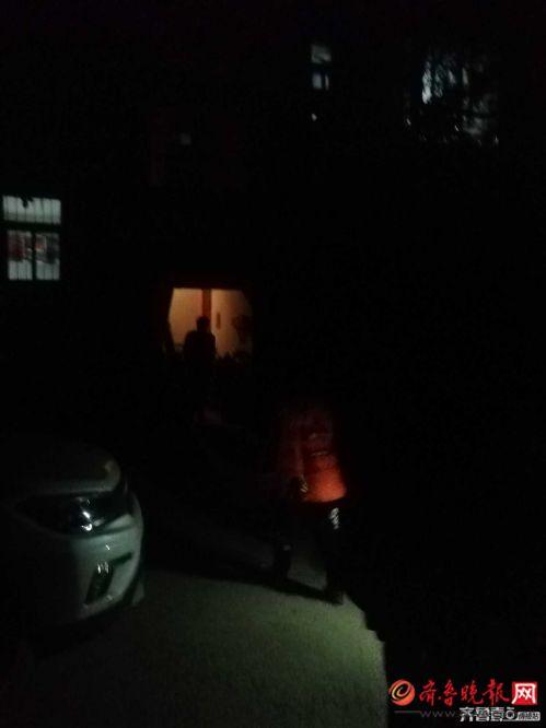 济南一小区地下室凌晨起火,危急关头多亏她喊醒了邻居