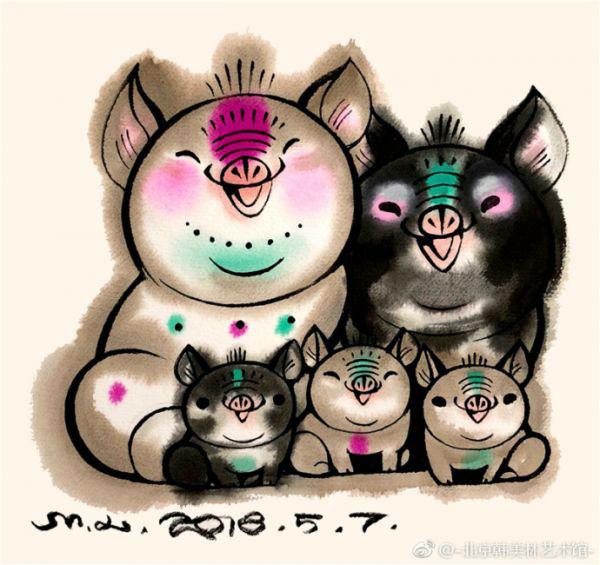全世界盯上这三只中国小猪 外媒嗅出非同寻常信号同创娱乐注册