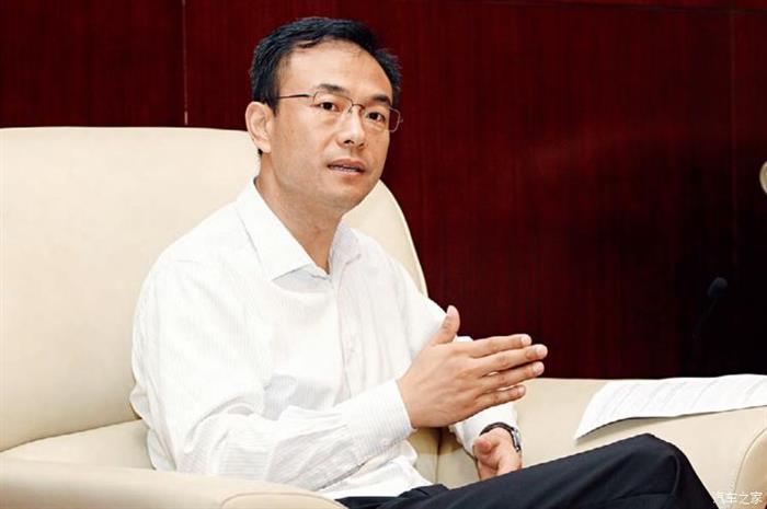 原北汽新能源总经理郑刚正式加盟华为