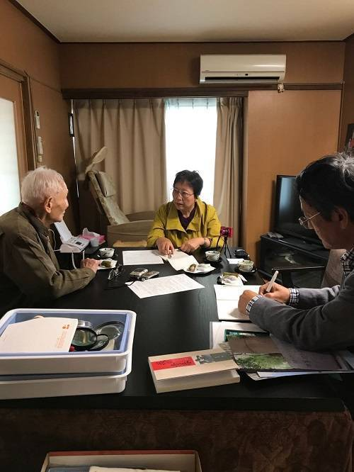 李素桢探访侵华日军老兵久木义一,该老兵披露513部队历史