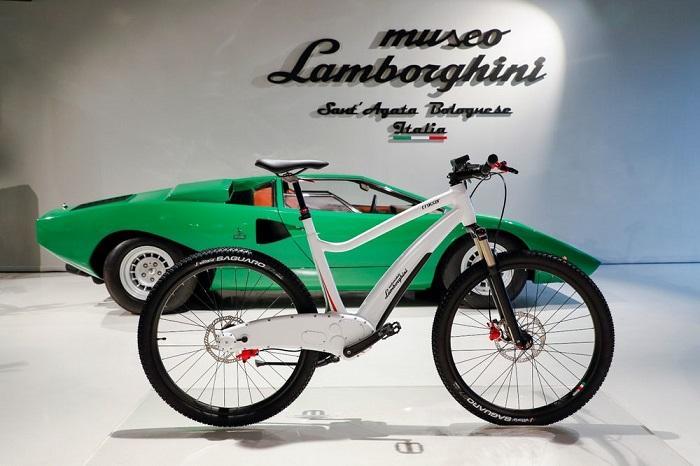 壕专享,兰博基尼发布了新款电动山地自行车-领骑网