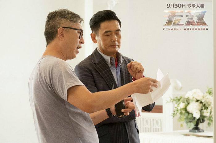 庄文强十年磨砺克服难关创作电影《无双》