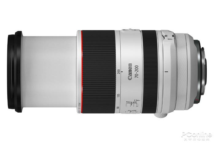 佳能即将发布RF70-200/2.8镜头:更轻更小了!