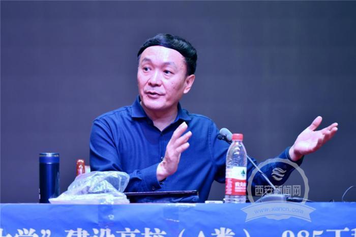 """西工大""""网红""""工科教授讲中国传统文化 听众感动落泪"""