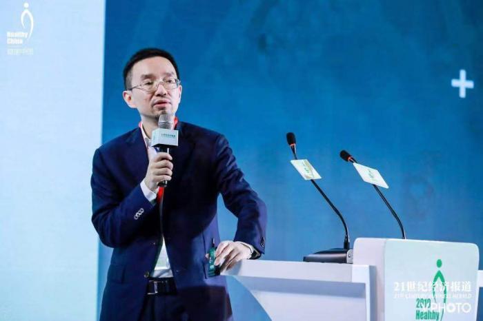 美年大健康董事长俞熔:老龄化、慢病、预防是未来健康产业的重点关注方向