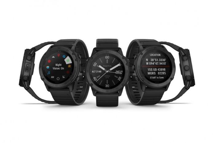 Garmin推新款智能手表Tactix Delta:主打隐私保护