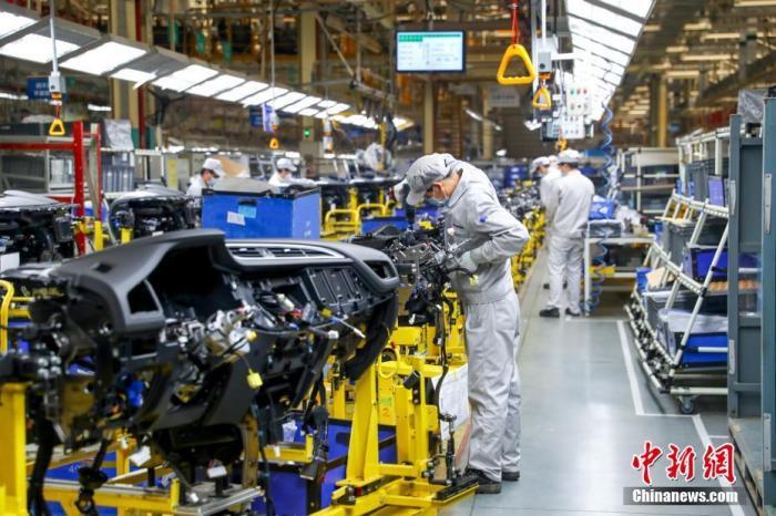 3月中国汽车消费指数为63.0 4月汽车销量有望提升