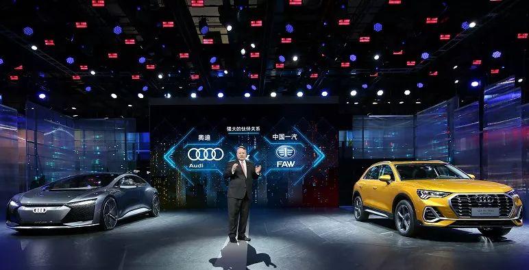 汽势访谈 宋寅哲:依靠一汽-大众,豪华品牌新能源奥迪也要当第一