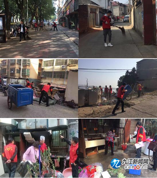 共青城市金湖乡:志愿服务创国卫 共建美好新家园