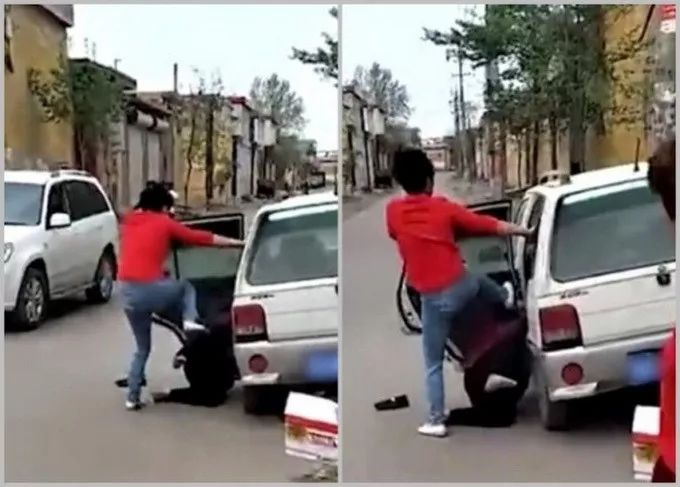 女子踹养母被暴揍 中青报:解气的拳头不代表正义纳罕的读音