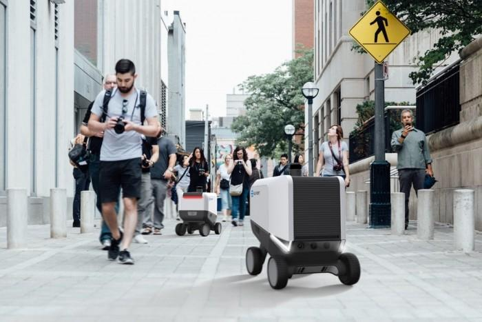 Eliport送货机器人将不需要人类参与其中