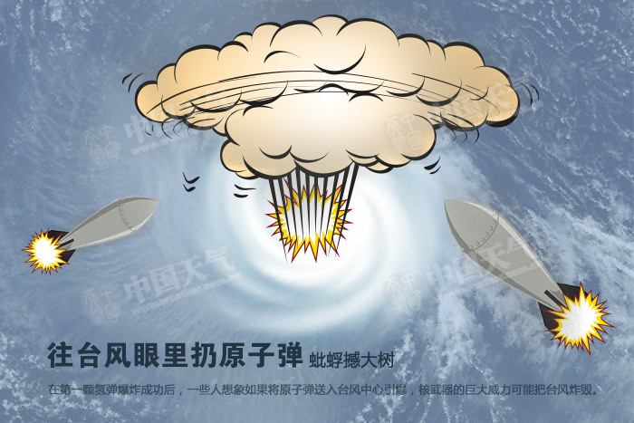 """""""玛莉亚"""" 已致近50万人受灾 台风能否人工消除"""