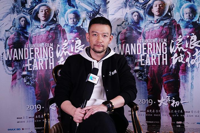 """《流浪地球》:让中国科幻电影不再""""流浪"""""""