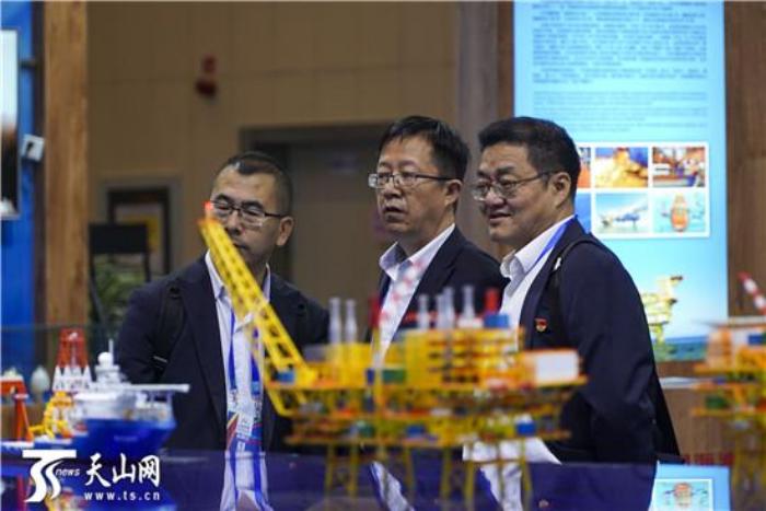 2019中国(克拉玛依)国际石油天然气及石化技术装备展开幕