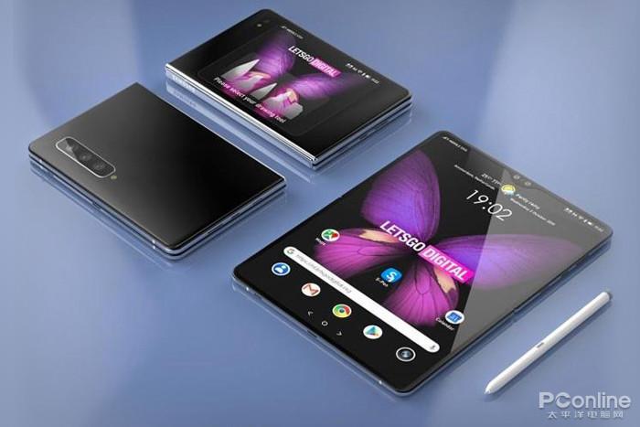 三星Galaxy Fold 2明年4月发布 支持触控笔S