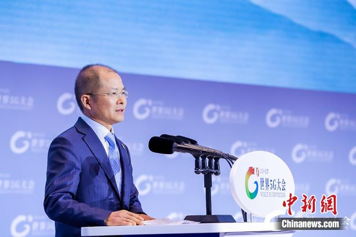 华为轮值董事长徐直军:预计2020年中国5G用户超2亿