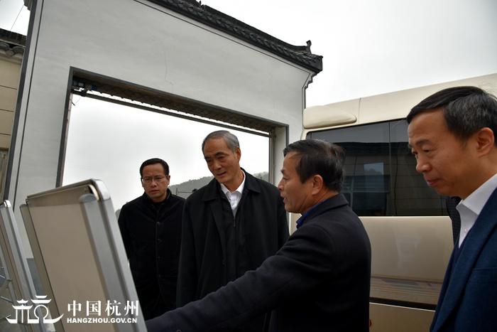 张仲灿赴建德调研美丽生态牧场建设图片