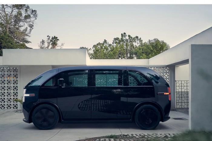 现代宣布联手EV初创公司Canoo打造新电动汽车