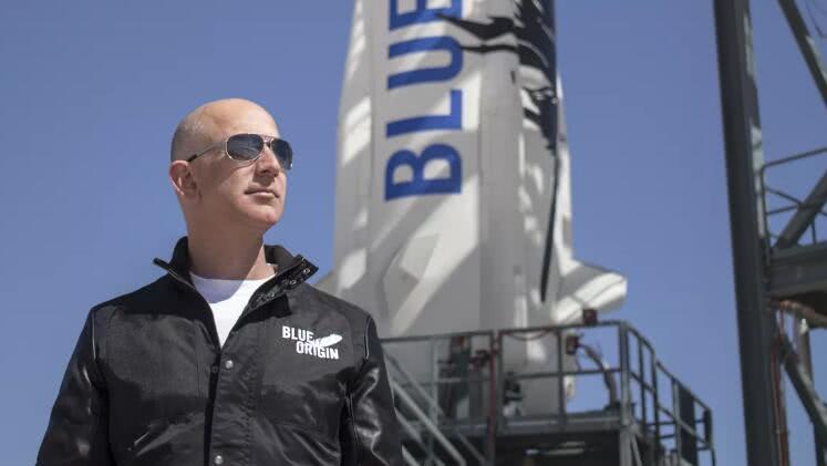 贝索斯太空公司租用NASA废弃测试场 拟进行火箭引擎测试