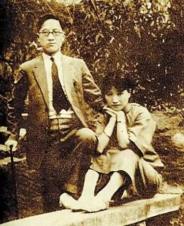 陸小曼和徐志摩