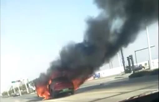 威马汽车自燃!此前曾被爆出抄袭吉利